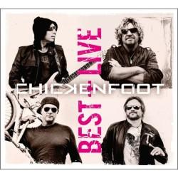 CD Chickenfoot: Best+Live (2CD Digipak)