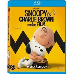 Blu-ray Snoopy és Charlie Brown: A Peanuts-film