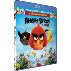 Blu-ray Angry Birds - A film (BD3D+BD)
