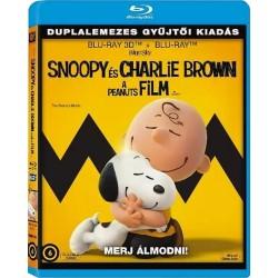 Blu-ray Snoopy és Charlie Brown: A Peanuts-film (BD3D+BD)