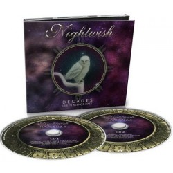 CD Nightwish: Decades - Live In Buenos Aires (Limited 2CD Digipak)