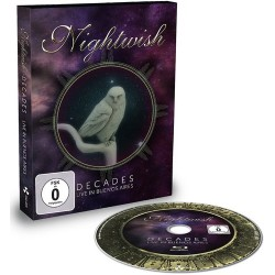 Blu-ray Nightwish: Decades - Live In Buenos Aires (Limited Digibook)