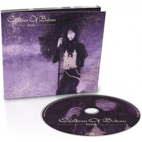 CD Children Of Bodom: Hexed (Limited Digipak Edition)