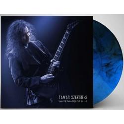 LP Szekeres Tamás: White Shapes Of Blue