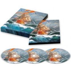 Blu-ray Visions Of Atlantis: A Symphonic Journey To Remember (Digipak Blu-ray+DVD+CD)
