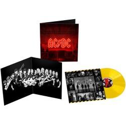 LP AC/DC: Power Up (Limited Gatefold Yellow Vinyl)