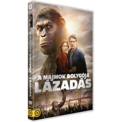 DVD A majmok bolygója - Lázadás