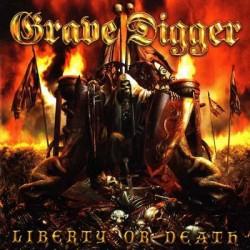 CD Grave Digger: Liberty Or Death (Digipak)