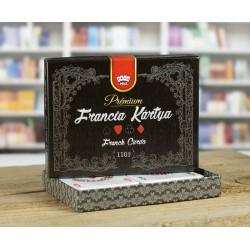 Prémium Francia Kártya