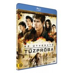 Blu-ray Az útvesztő: Tűzpróba