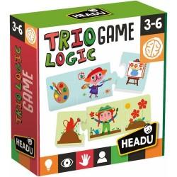 Logikai puzzle - Foglalkozások