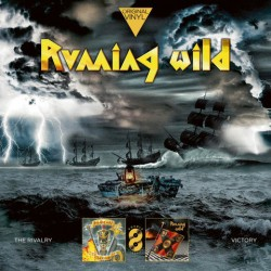 LP Running Wild: The Rivalry/Victory (2LP)