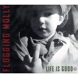 CD Flogging Molly: Life Is Good (Softpak)