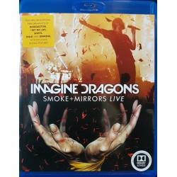 Blu-ray Imagine Dragons: Smoke + Mirrors Live