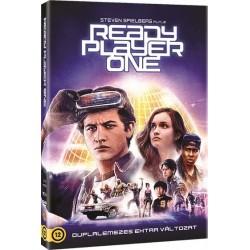 DVD Ready Player One (duplalemezes extra változat)