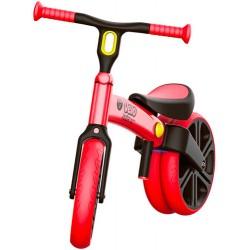 Y Velo Balance Bike Junior piros futóbicikli