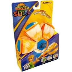 Phlat Ball Junior Swirl (narancs-kék)