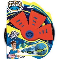 Phlat Ball V5 (piros-kék)