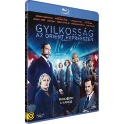 Blu-ray Gyilkosság az Orient Expresszen
