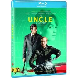 Blu-ray Az U.N.C.L.E embere
