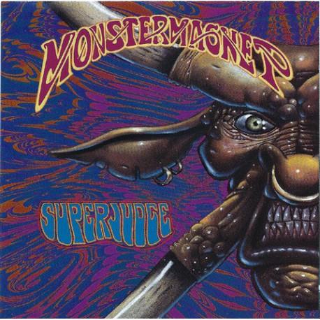 CD Monster Magnet: Superjudge