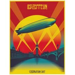 Blu-ray Led Zeppelin: Celebration Day (Digipak Blu-ray+2CD)