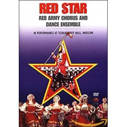 DVD Red Star Army Chorus and Dance Ensemble: In Performance at Tcheikovsky, Moscow