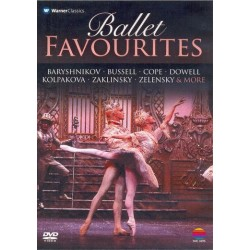 DVD Ballet Favourites