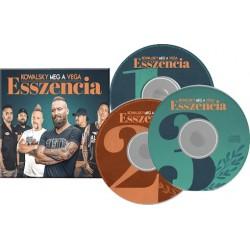 CD Kowalsky meg a Vega: Esszencia (Digipak 3CD)
