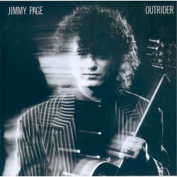 CD Jimmy Page: Outrider