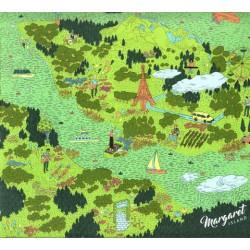 CD Margaret Island: Bakancslista (Digipak)