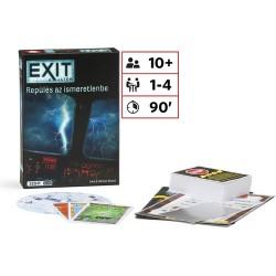 EXIT 13. - Repülés az ismeretlenbe