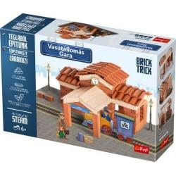 Brick Trick: Vasútállomás