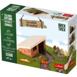 Brick Trick: Istálló