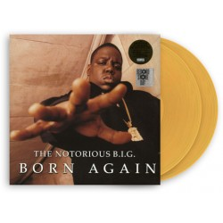 LP The Notorious B.I.G.: Born Again (Limited Edition, Reissue, Gold & Black Marbled 2LP)