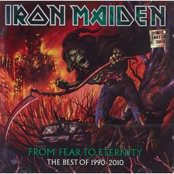 CD Iron Maiden: From Fear To Eternity - Te Best Of 1990-2010 (2CD)
