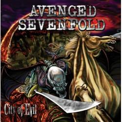 CD Avenged Sevenfold: City Of Evil