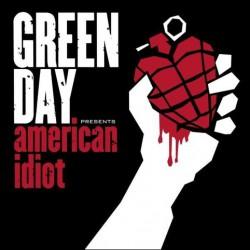 CD Green Day: American Idiot