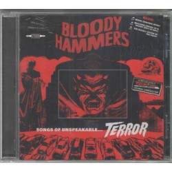 CD Bloody Hammers: Songs Of Unspeakable... Terror