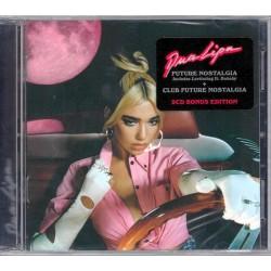 CD Dua Lipa: Future Nostalgia + Club Future Nostalgia (2CD Bonus Edition)
