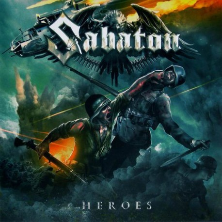 LP Sabaton: Heroes (Gatefold)