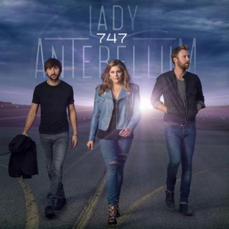 CD Lady Antebellum: 747