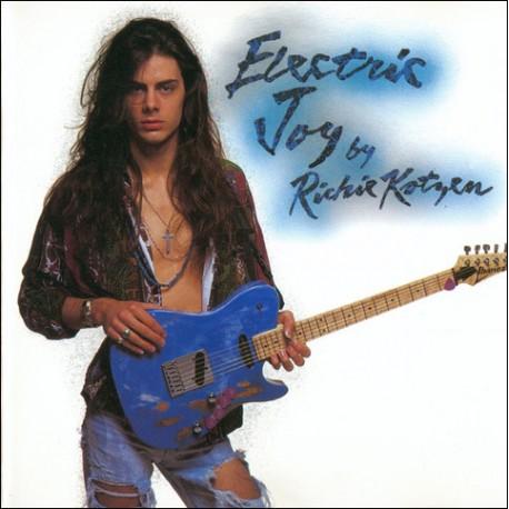CD Ritchie Kotzen: Electric Joy