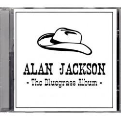 CD Alan Jackson: The Bluegrass Album