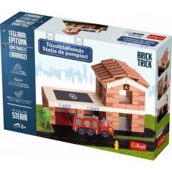 Brick Trick: Tűzoltóállomás