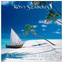CD Kövi Szabolcs: A nyugalom szigete