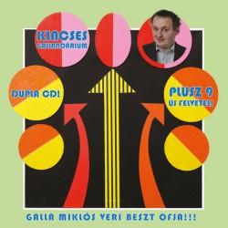 CD Galla Miklós: Kincses Gallandárium - Galla Miklós veri beszt ofja!!! (Plusz 9 új felvétel) (2CD)