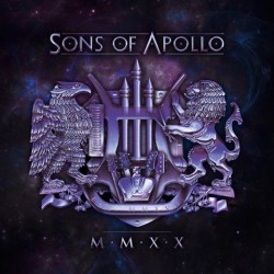 CD Sons Of Apollo: MMXX