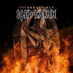 CD Iced Earth: Incorruptible