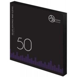 """LP Audio Anatomy 12"""" Deluxe Audiophile Antistatic vinyl belső tasak - 50db (Fekete)"""